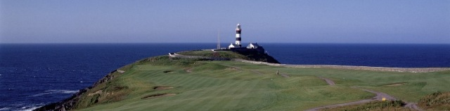 Golf at-Old Head of Kinsale-Cork